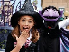 Get Ready for Not-too-Spooky Sesame Street Fun at Busch Gardens and SeaWorld Family-friendly Halloween fun is coming to two of SeaWorld's parks this Halloween!