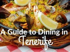 Diner's Guide to Tenerife