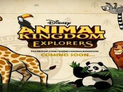 Disney Animal Kingdom Explorers