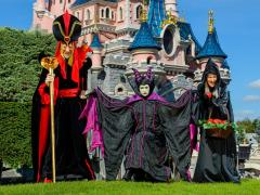 Spooky Goings On Over at Disneyland Paris This Halloween