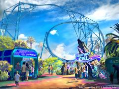 We're R-EEL-LY Excited for SeaWorld San Diego's New Roller Coaster!