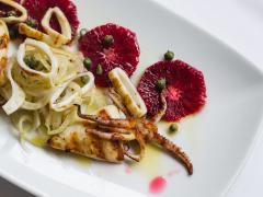 Esca - Seafood dish