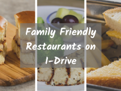 Family friendly restaurants on international drive
