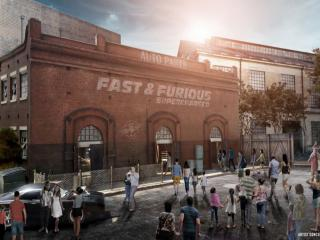 Fast and Furious – Supercharged Ride: More Details Revealed! Opening 2018...