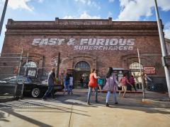 Fast & Furious Explodes At Universal Orlando!