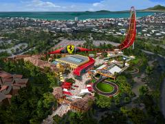 5 Adrenaline-Fuelled Attractions at Ferrari Land Start your engines!