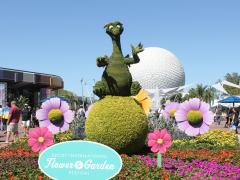 Five Big Wins and One Big Loss at Epcot's Flower & Garden Festival By ATD's Florida Experts, Susan and Simon Veness