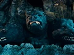 Take a Look at the Magical Creatures Inside Hagrid's Magical Creatures Motorbike Adventure