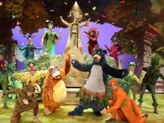 The Forest of Enchantment Show Returns to Disneyland Paris