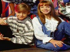Ryan Gosling and Britney Spears  in the Mickey Mouse Club