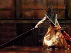 Pyramid Head - Halloween Horror Nights Silent Hill