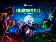 disneyland paris halloween parties 2019