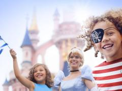 Festival of Pirates and Princesses at Disneyland Paris