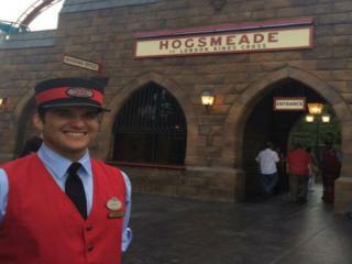 Hogsmeade at Universal Orlando