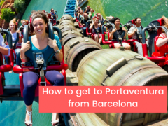 How to get to PortAventura from Barcelona
