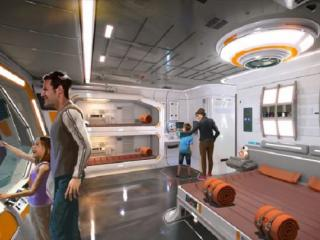 Immersive Star Wars Hotel Coming to Walt Disney World! Star Wars fans assemble!