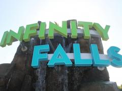 Brave The Rapids On Infinity Falls