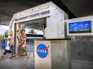 "The ""New"" Kennedy Space Center By ATD's Florida Experts, Susan and Simon Veness"