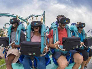 A Whole Wave of Fun is Coming to SeaWorld Orlando in 2018!