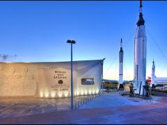 First Look Inside Space Center's Heroes And Legends By ATD's Florida Experts Susan & Simon Veness