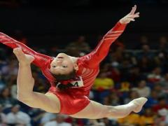 Kyla Ross Olympic gold medalist from US Olympic gymnast team