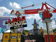 The Lego Movie World, Where Awesome Awaits! By ATD's Florida Experts, Susan and Simon Veness