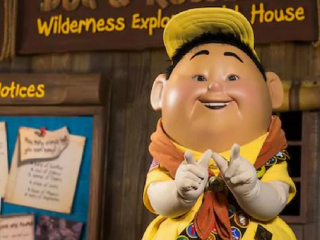New 'Up' Show coming to Disney's Animal Kingdom!