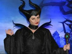 Maleficent at Rock Your Disney Side
