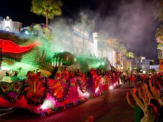 What If Mardi Gras And Pirates Had A Baby? By ATD's Florida Experts, Susan and Simon Veness