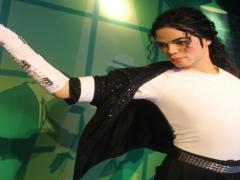 Michael Jackson Madame Tussauds Orlando