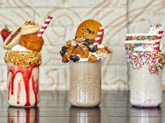 New shakes at Toothsome Chocolate Emporium and Savory Feast Kitchen