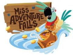 Date Announced for Opening of New 'Miss Adventure Falls'