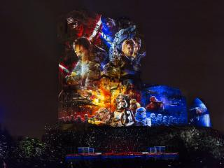 Season of the Force Returns to Disneyland Paris Blast off to a Galaxy Far Far away this winter time at Disneyland Paris….