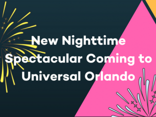 Universal Announce Brand New Night-time Show A colourful spectacular is coming to Universal Studios...