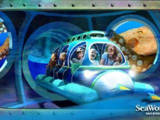 SeaWorld San Diego Announces Brand New Attraction