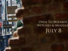 Diagon Alley Opens 8th July