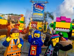 LEGO Movie World: More Details Announced! Opening March 27th