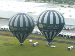 Up, Up And Away In A Beautiful Orlando Balloon!