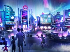 Breaking News on Epcot's Historic Transformation Read more here: