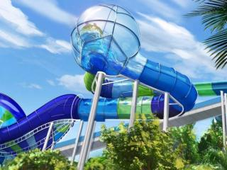 NEWS SPLASH: New Waterslide Coming to Aquatica, Orlando! Breaking news…