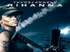 Rihanna in Universal Pictures Battleship