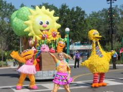 SeaWorld Sesame Street By ATD's Florida Experts, Susan and Simon Veness