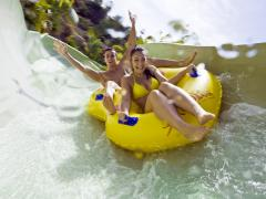 Siam Park thrill rides tenerife