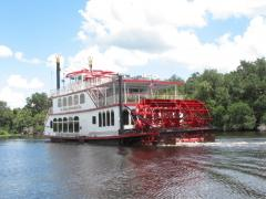 This Rivership's A Sanford Sensation! By ATD's Florida Experts, Susan and Simon Veness