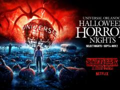 Netflix's Stranger Things Returning to Halloween Horror Nights for 2019!