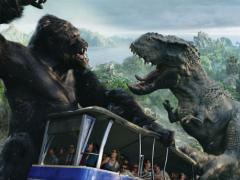 Universal Studios Hollywood King Kong 360 - 3D