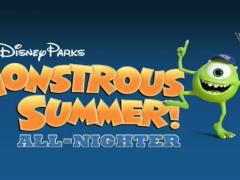 Disney's Monstrous Summer All-Nighter