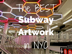 best subway artwork in New York