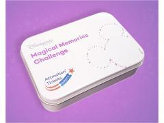 Take part in our Disneyland Paris Magical Memories Challenge