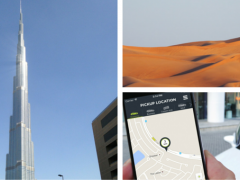 Apps, books and attractions in Dubai